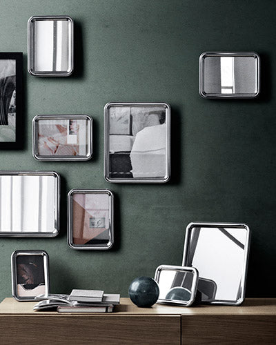 Tableau, Stilleben for Georg Jensen, mirrors and frames