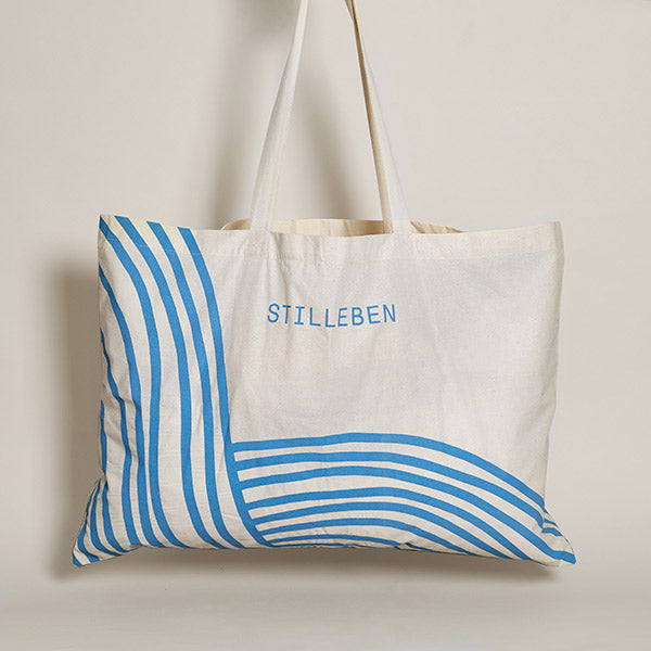 Stilleben Tote Large - Blue