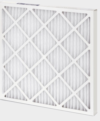 13x30x1 Pleated Air Filters (Merv 8, Maxi-Pleat)