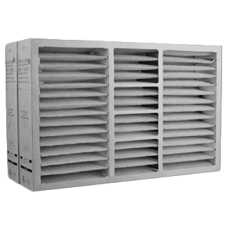 16x25x5 Pleated Air Filter (Merv 11, M1-1056) (3-Pack)
