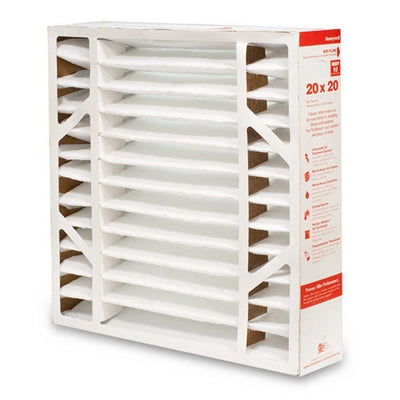 20x20x5 Pleated Air Filter (Orignal Honeywell FC100A1011) (3 or 5-Pack)