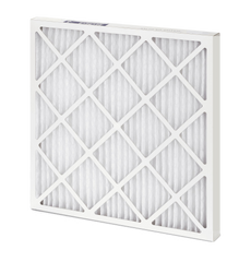 12x24x1 Pleated Air Filters (Merv 8, Maxi-Pleat) (12-Pack)