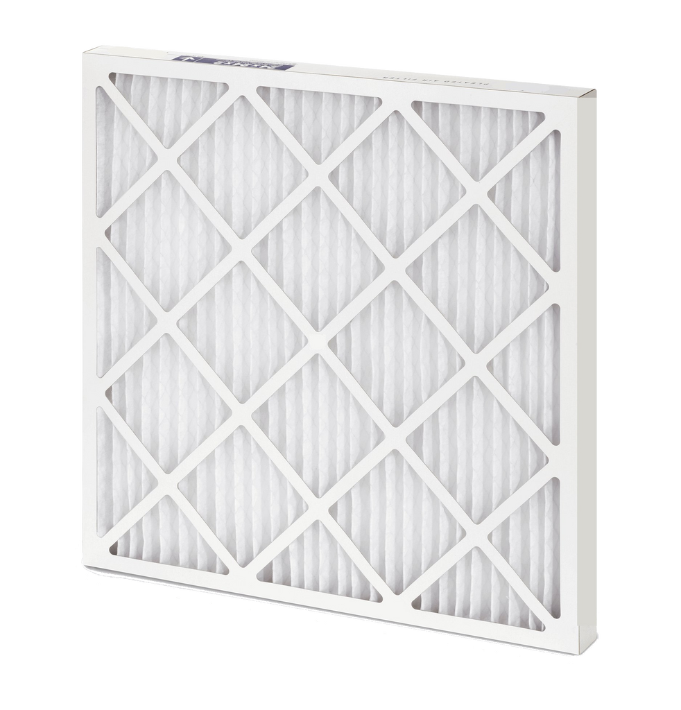 13.5x19x1 Pleated Air Filters (Merv 8, Maxi-Pleat)