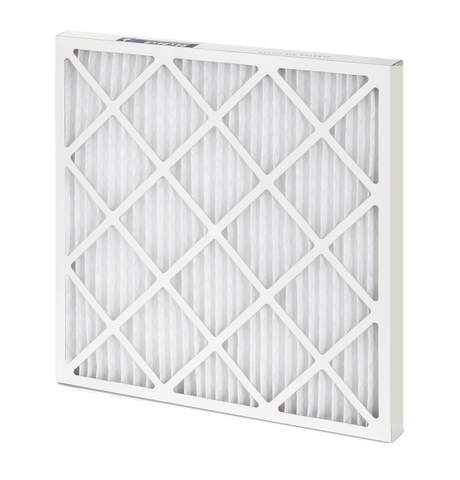 14x14x1 Pleated Air Filters (Merv 8, Maxi-Pleat) (12-Pack)