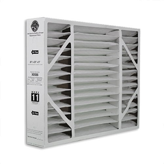Lennox Part #X6605: 16x26x5 Pleated Air Filter MERV 16