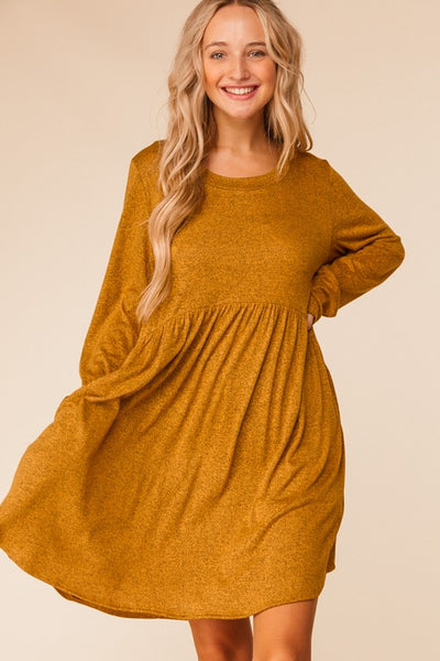 Butterscotch Dress