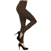 Curvy Fleece Lined Tights