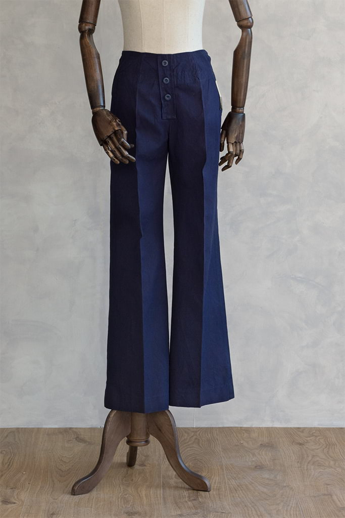 1970s flared pants