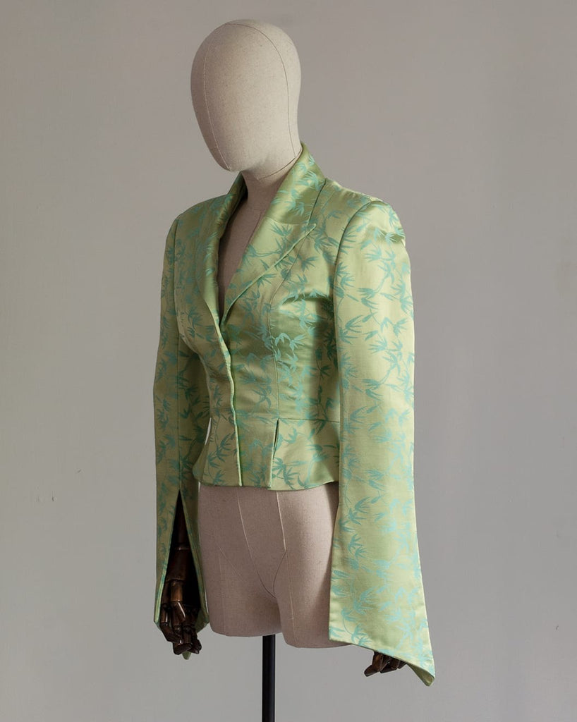Vintage David Fielden Bell Sleeve Jacket