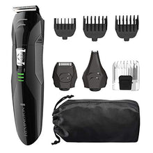 Load image into Gallery viewer, Remington PG6025 All-in-1 Lithium Powered Grooming Kit, Beard Trimmer (8 Pieces): Beauty