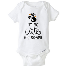 Load image into Gallery viewer, Baby Halloween Onesies