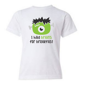 Children's Unisex Halloween Shirts