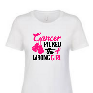 Cancer Picked the Wrong Girl