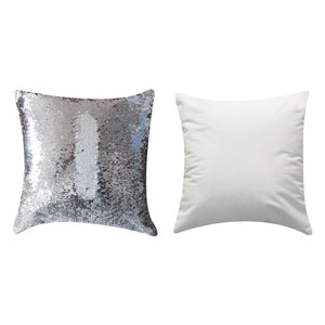 Two-Sided Sequin Sublimation Pillow