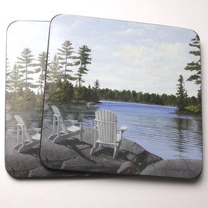 Custom Coasters - 4 Pack
