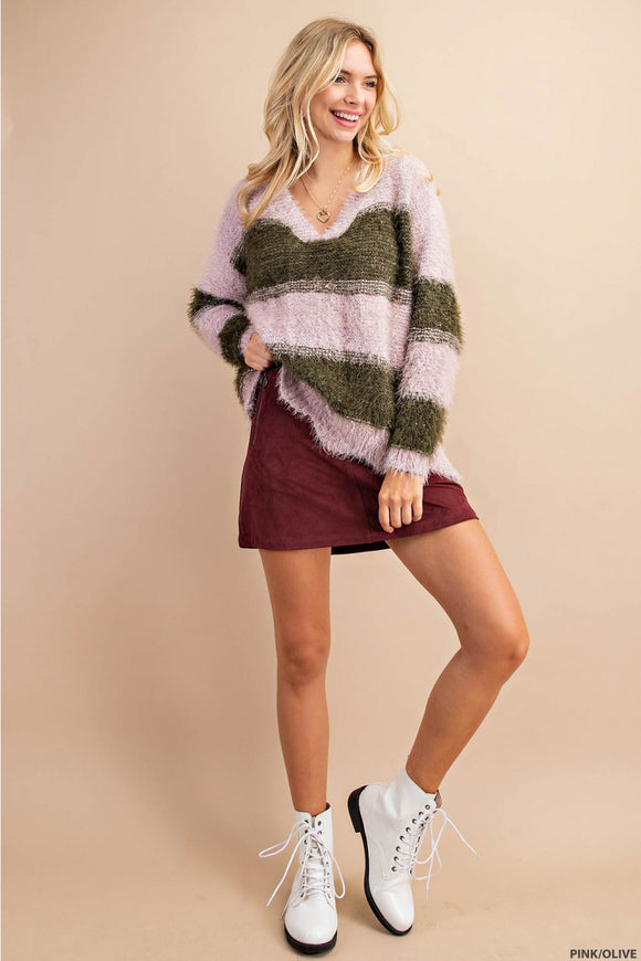 OH SO SOFT!! Scallop Sweater