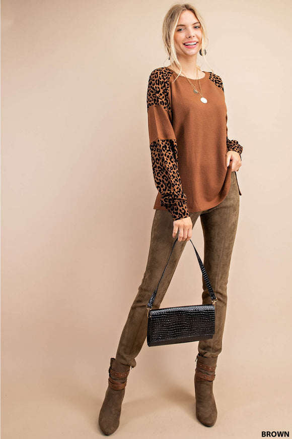 So Obsessed Fall Top