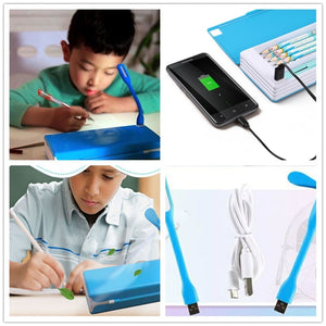 2020 NEW CREATIVE SMART Multifunctional Stationary Pen Box with LED LIGHT and USB