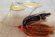Load image into Gallery viewer, Black Orange - BO001  One of our top selling lures
