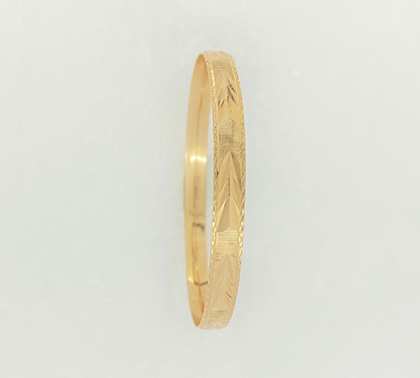 Bangles Solid Gold