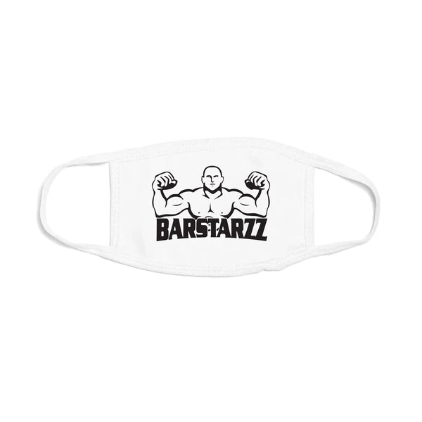 Barstarzz x MM Mask (Bar White)