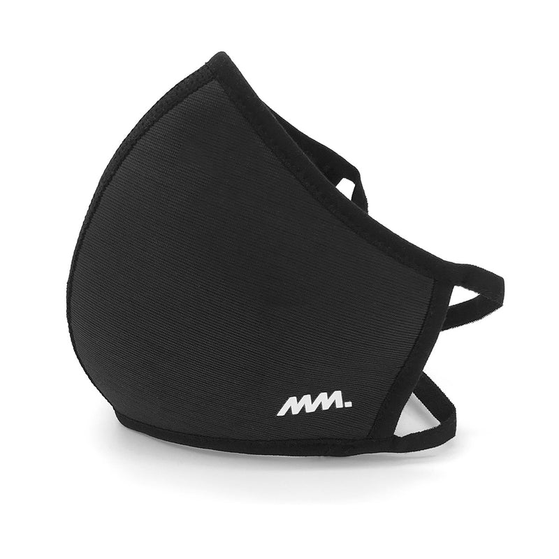 Cool Flow Premium Black Mask