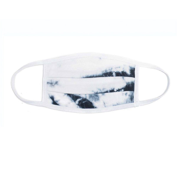 Crystal Wash Pleated Comfort Mask