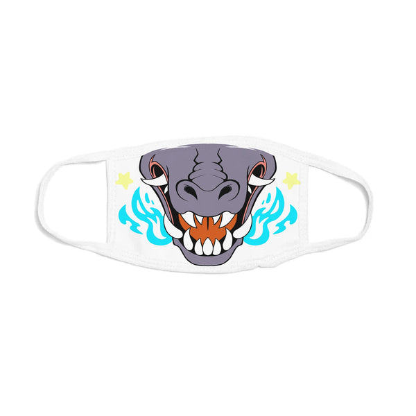 The Aquatic Charizard x MM Mask