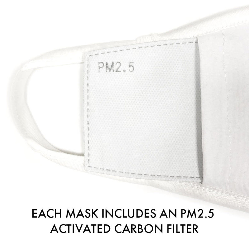 Happy Healthy Vegan x MM Mask (Logo)