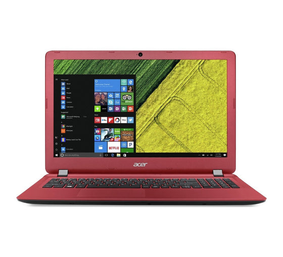 Acer Aspire ES 15.6 Inch AMD E1 4GB 1TB Laptop - Red