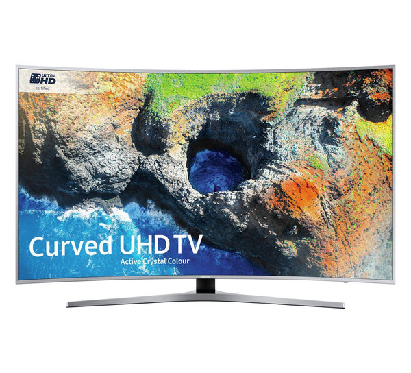 Samsung 55MU6500 55 Inch Curved 4K UHD Smart TV with HDR