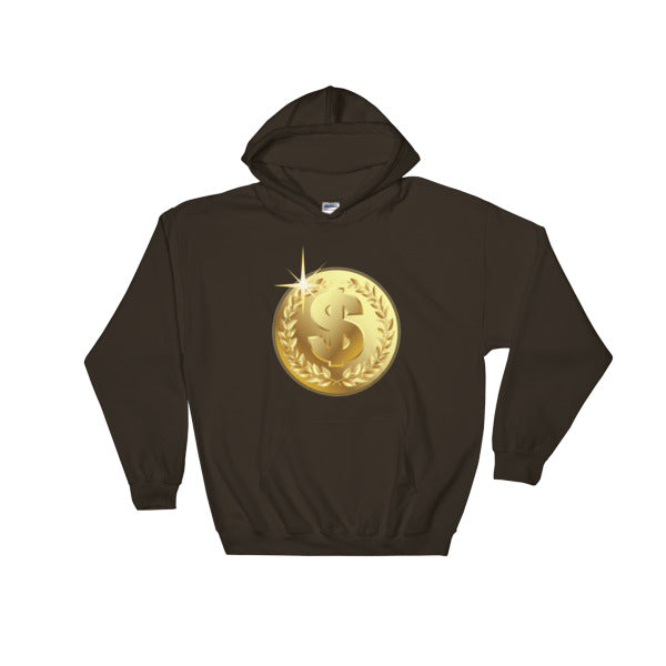GOLD Hooded Sweatshirt
