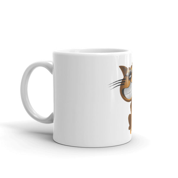 CAT Mug made in the USA