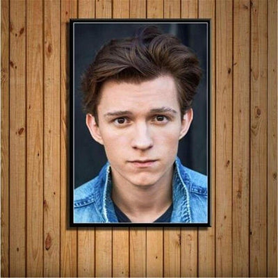 Wall Art Tom Holland Movie Actor