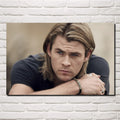 Australian Chris Hemsworth Poster