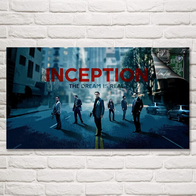 Inception Movie Poster