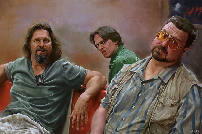 The Big Lebowski TV serial actors