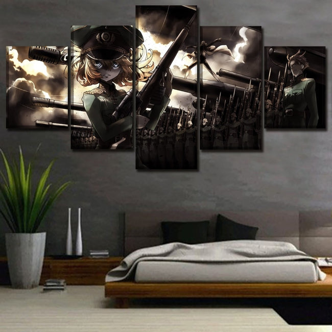 Canvas Painting Modern Wall Art