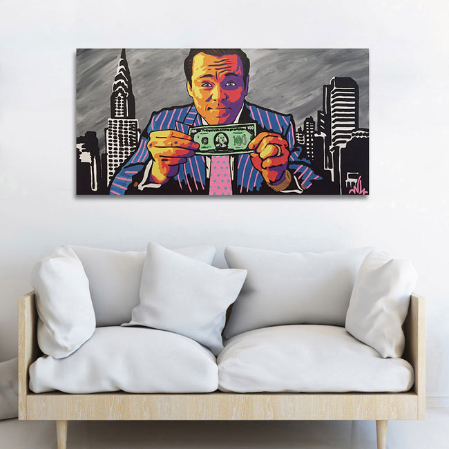 Man with Money Poster