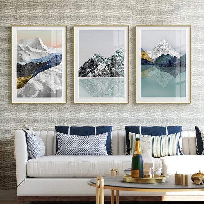 Modern Mountains posters
