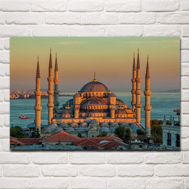 Sultan ahmed mosque turkey