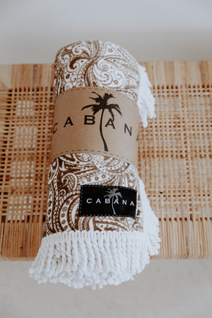 OAHU BEACH & PICNIC TOWEL