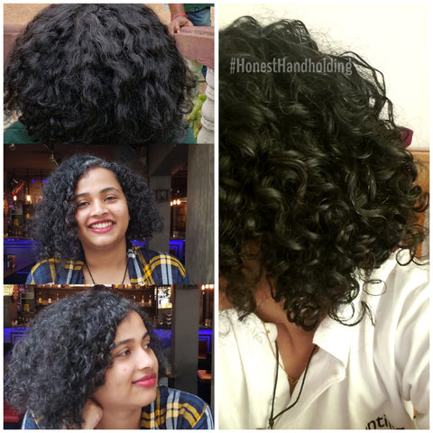 HONESTLIZ, ask Liz consultation, curl coach, curly hair transformation, before abs after