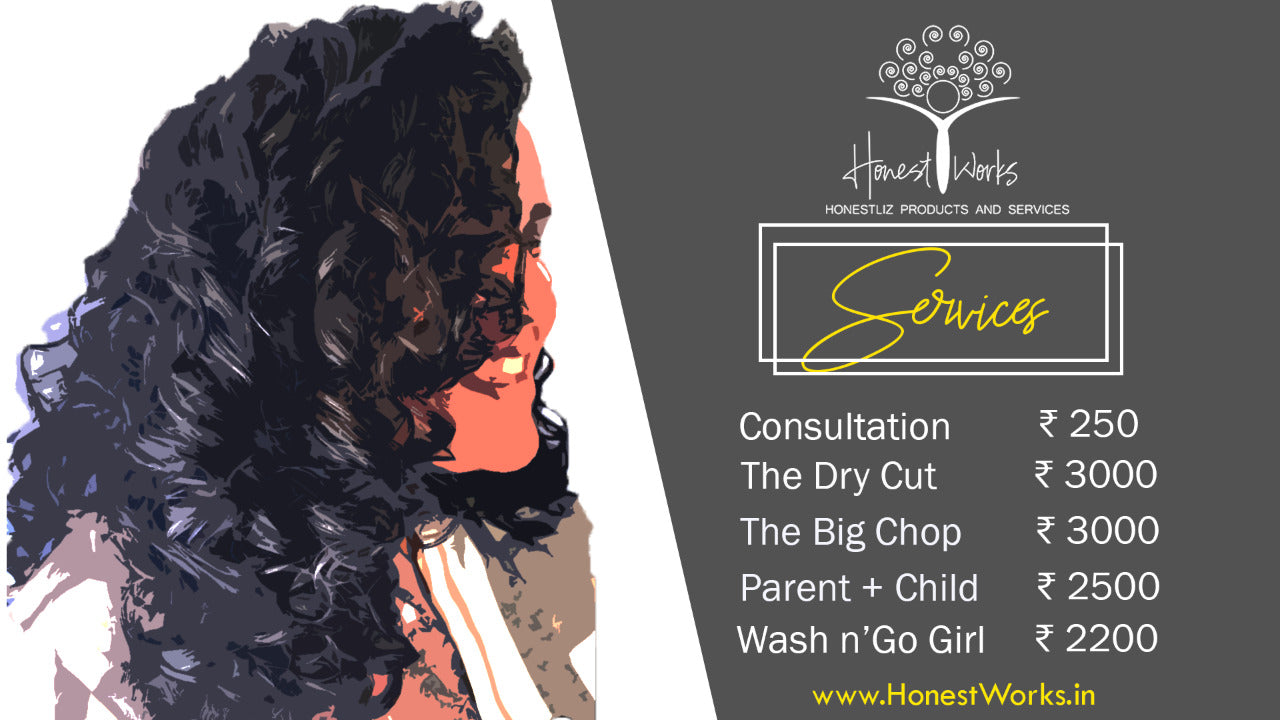 Honest Liz hair cut, Devacut india, curly hair salon india, Pune salon