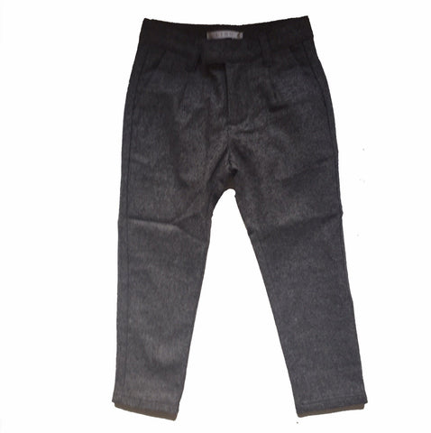 LIHO WOOL GREY PANTS - BABY ELAINE