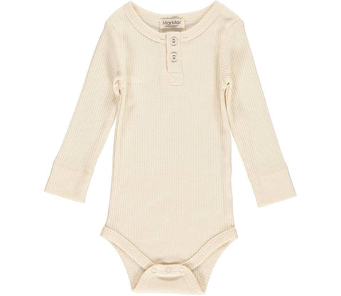 MARMAR RIBBED BODY OFF-WHITE