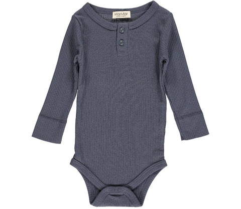 MARMAR RIBBED BODY NAVY