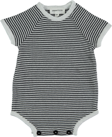 TOCON ROMPER STRIPED