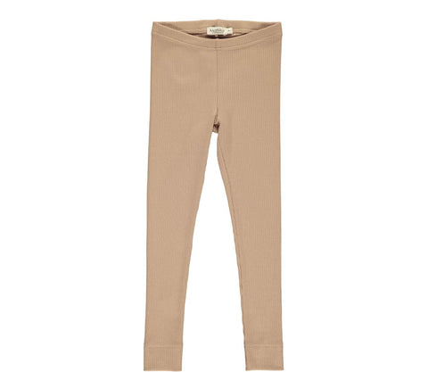 MARMAR LEGGING ROSE BROWN