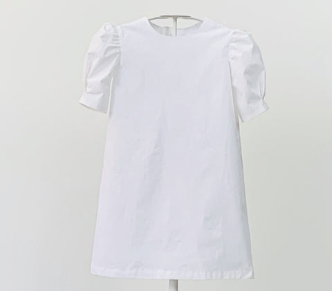 MIMAPI IRIS WHITE DRESS